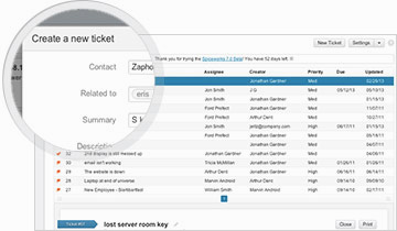 Ticket-Management-System